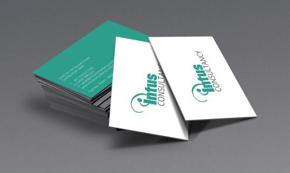 Aperu perth logo design go modern creative intus consultancy reheart Images